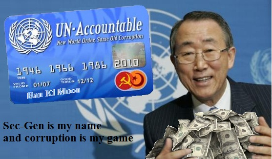 Image result for united nations corrupt